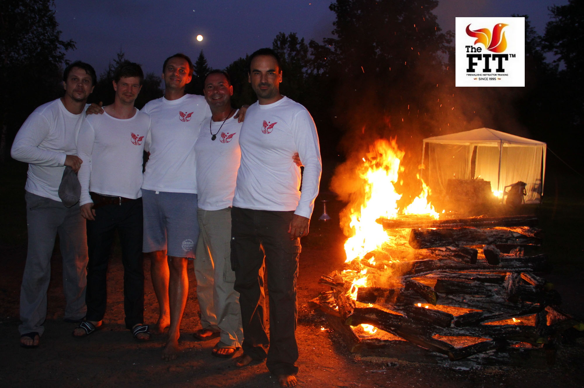 Firewalking Instructor Team