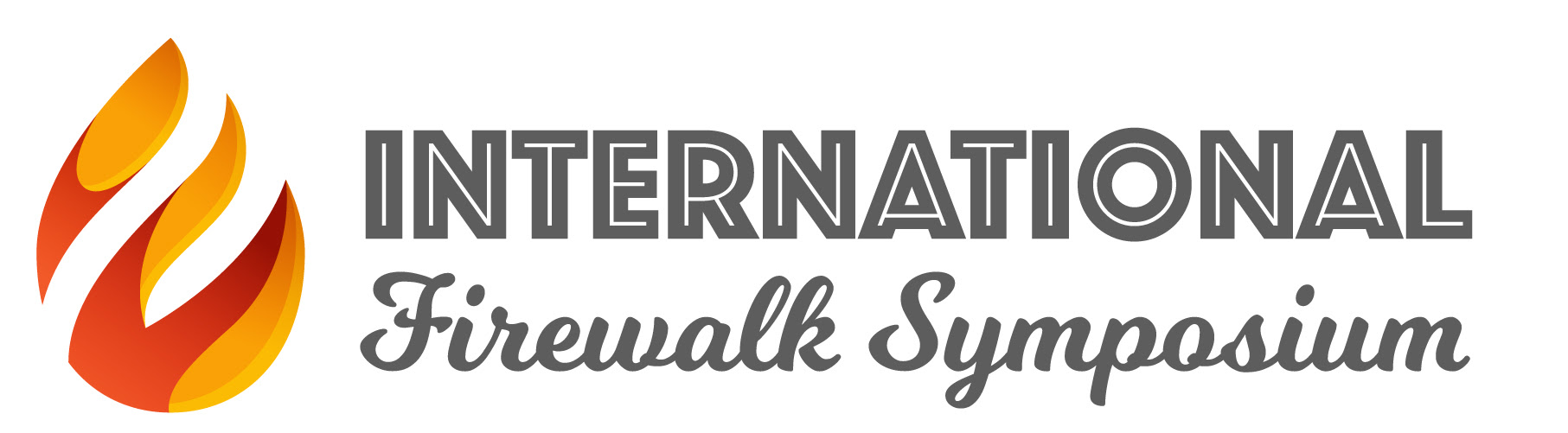 First International Firewalking Symposium logo