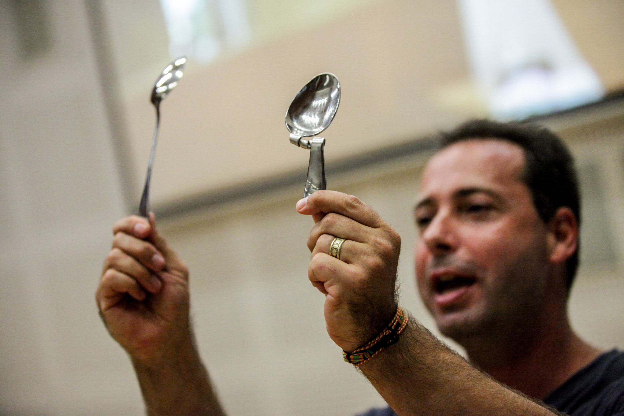 spoon-bending paradigm shifting exercise